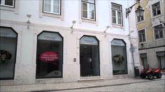 Balcão do Millennium bcp especializado em Microcrédito na Baixa de Lisboa.