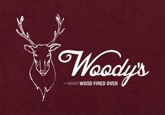 Woodys Wood Fired Oven Logo: We offers Custom & Professional Logo Design and Graphic Design Services. Visit our exclusive Logo Design Portfolio. Wood Fired Oven, Professional Logo Design, Graphic Design Services, Creative Logo, Portfolio Design, Web Design, Branding, Blackpool, London
