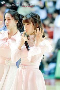 [Pic]080301 SNSD - Kissing You & GG KBL All Star [20 pic] - SoShi Fanclub - We Love Girls' Generation (SNSD)