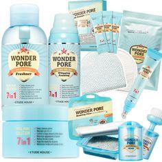 Koreansk Kosmetikk: STOR OVERSIKT: Renseserier for trøblete hud