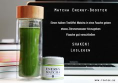 Matcha Energy-Booster