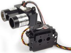 Drone Design Ideas : LIDAR-Lite Laser Rangefinder Simple Arduino Sketch of a 180 Degree Radar R Robotics Projects, Arduino Projects, Electronics Gadgets, Electronics Projects, Hobby Electronics, Electronics Storage, Laser Arduino, Arduino Quadcopter, Drones