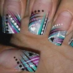 Sweet Nail Art http://media-cache5.pinterest.com/upload/66639269456339117_fFFuQsF0_f.jpg leahmaestringer nails