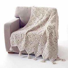 Diagonal Granny Afghan Free Download
