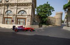 Formula 1, Gran Premio d'Europa 2016: programma ed orari TV di Baku
