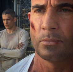 'Prison Break' Season 5 Update: Wentworth Miller's First Look As Michael Scofield Unveiled! Best Series, Tv Series, Prison Break 5, Dominic Purcell, Michael Scofield, Broken Families, T Bag, Cinema, Dc Legends Of Tomorrow