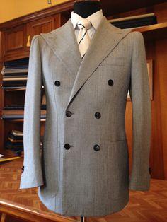 Giacca uomo Zara grigio chiaro con toppe color Depop