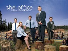 The Office is an American comedy television series on (NBC). It is an adaptation of the BBC series of the same name. The series depicts the everyday lives of office employees in the Scranton, Pennsylvania branch of the fictional Dunder Mifflin Paper Company. To simulate the look of an actual documentary it is filmed in a single-camera setup, without a studio audience or a laugh track.