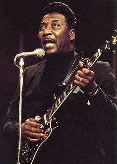 Muddy Waters Ca. 1966?