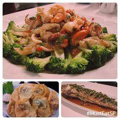 Ton Hoi: delicioso e simples templo da culinária chinesa. Imperdível!!! Veja no www.musteatsp.com.br