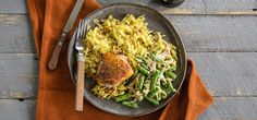 I'm cooking Roasted Chicken & Farro with Green Chef https://greenchef.com/recipes/crispy-chicken-thighs-with-farro-beet-salad-and-creamy-green-beans