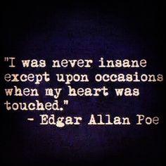 #EdgarAllanPoe