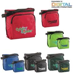 Promotional Twelve Pack Cooler Bag #coolers #office #promoproducts | Customized Lunch Coolers