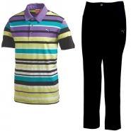 6f09ef1c4 Puma Graham DeLaet Masters Friday Golf Outfit