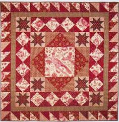 Civil War Quilts: Stars in a Time Warp 31: Toiles