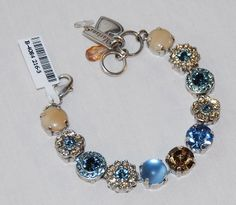 Mariana Jewelry.Moon Drops Bracelet - B4084. $136