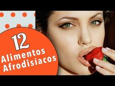 12 Alimentos Afrodisíacos | Curiosidades Gastronômicas #02 - YouTube Strawberry, Fruit, Food, Youtube, Cooker, Gourmet, Recipes, Ideas, Conversation Exchange