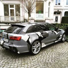 CAMO Audi RS6//Hamburg//Germany ____________________________________#car #carspotting ... | Use Instagram online! Websta is the Best Instagram Web Viewer!