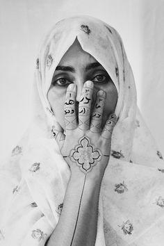 Shirin Neshat - Birthmark, 1995