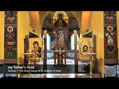 Canon of Saint Andrew- Heirmos1 (English) (+playlist)
