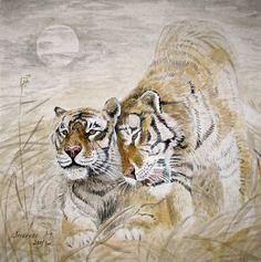 tiger mates