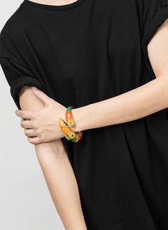 Toucan bracelet