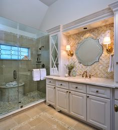 Small Master Bath Design, Pictures, Remodel, Decor and Ideas - page 2