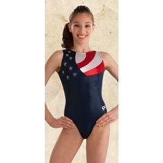 Gymnastics Leotards Brands ❤ liked on Polyvore featuring gymnastics