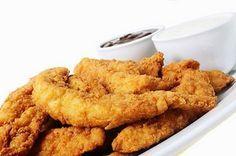 Weight Watchers Recipes • Crispy Chicken Strips (2 WW points plus, 2 WW old points)