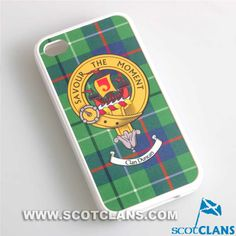Duncan Clan Crest iP