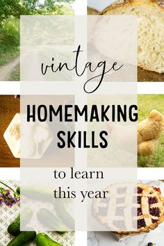Old Fashioned Homemaking Skills We Still Need : Heart's Content Farmhouse Old fashioned homemaking skills are STILL valuable in today's world! Want to learn one and get back to slower and simpler life? There's no time like the present. Home Renovation, Homestead Survival, Wilderness Survival, Survival Gear, Ppr, Skills To Learn, Just Dream, Homekeeping, Back To Nature
