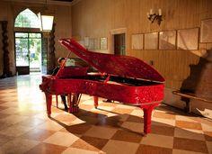 Sculptural pianos by Michael Parekowhai | I Lobo You | Boca do ...