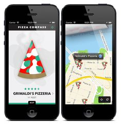 Pizza Compass: Drunk You Is Going To Love This App [video]