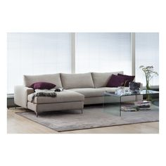 Nordic-sofa with light grey Chester-fabric. Our new pet! It will definately play the main lead in our living room.