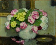 Alfons Karpiński - Róże