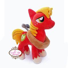 "Big Mac MLP My Little Pony 12"""