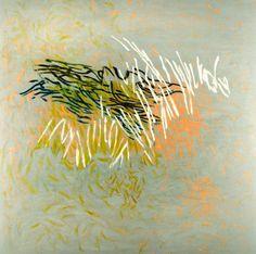 Janis Goodman painting on Cohn Drennan Contemporary site