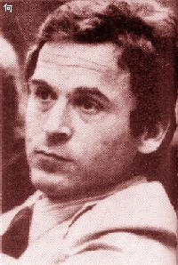 "Clean-cut serial killer Theodore ""Ted"" Bundy confessed to 28 killings, but other estimates indicate that he killed as many as 33 to 100 female victims during the 1970's. Often he sexually assaulted his victims with such instruments as crowbars or hairspray bottles. While under arrest, Bundy managed to escape twice, one time living for months on the run in Tallahassee."