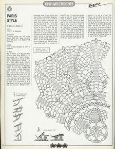Magic Crochet Nº 75 (1991) - claudia - Picasa Web Albums: