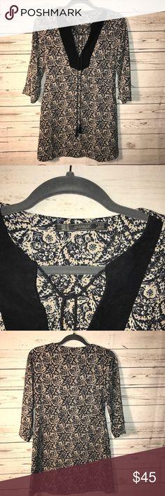 Zara tunic Med Zara Tops Tunics