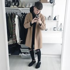 """Love the @Madotta phone case in this photo! Joel on Instagram: """"why is it so cold here in London #ootd"""""""