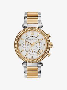 47b560bd898 Michael Kors Women s Ritz Rose Gold-Tone Watch MK6357 - All about ...