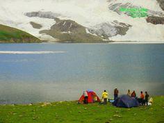 Ratti Gali Lake, Neelum Valley, Azad Kashmir