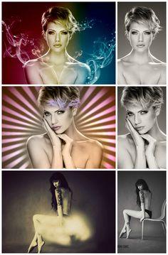 antes e depois #photoshop