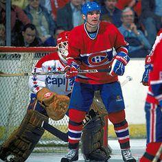 Mario Tremblay Montreal Canadiens, Mtl Canadiens, Hockey Teams, Hockey Players, Ice Hockey, Nhl, Hockey Pictures, Plus And Minus, Tampa Bay Lightning