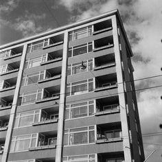 Topeliuksenkatu 7. Arkkitehti OIva Kallio, valm. 1952. -...