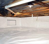 Fresh Clean Space Basement Systems