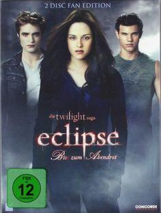 Eclipse Biss zum Abendrot * IMDb Rating: 4,8 (116.889) * 2010 USA * Darsteller: Xavier Samuel, Kristen Stewart, Robert Pattinson,