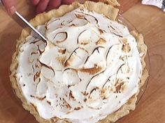 Coconut Cream Pie recipe from Emeril Lagasse via Food   Network- THIS IS THE RECIPE