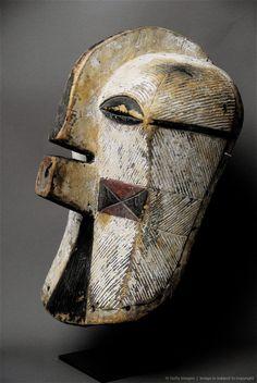 Democratic Republic of Congo, Songye -Luba mask